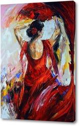 Картина Flamenco