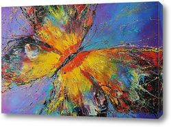 Картина Абстрактная бабочка