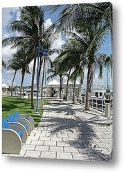 Постер Miami046