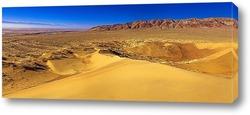Постер Казахстанская пустыня