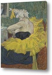 Картина Клоун Ча-У-Као, 1895