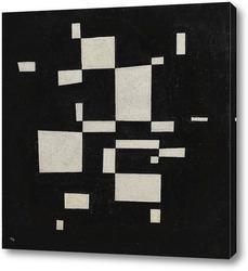 Картина Белое и черное