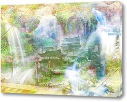 Восточные водопады