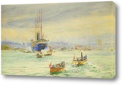 Король Уголь, Рочестер, 1887