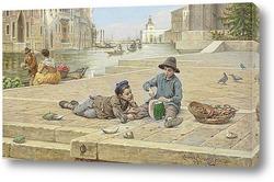 Венецианские кружевницы