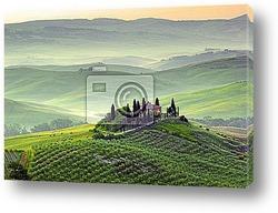 Постер Podere in Toscana, Italia