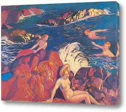 Постер Волны