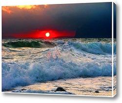 Постер О море, море