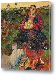 Постер МАТЬ РОССИЯ