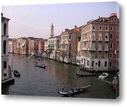 Вид с Кампанилы в Венеции