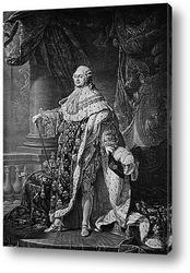 Постер Луи XV