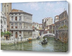 Площадь Св. Марко в Венеция