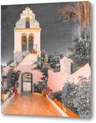 Постер Архитектура Греции