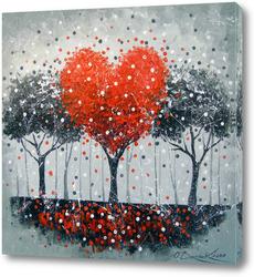 Картина Дерево любви