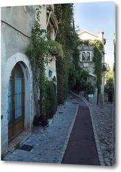 Каменный коврик в Сен-Поль-де-Венс