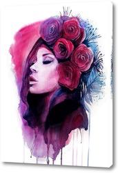 Постер Цветок