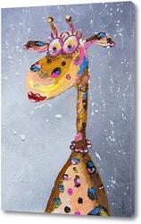 Постер Жирафиха