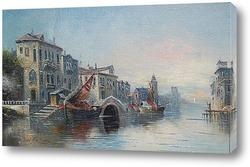Круговой канал в Венеции