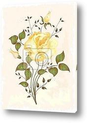 Vintage greeting card