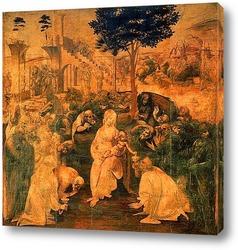Картина Leonardo da Vinci-03