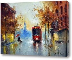 Картина Трамвайный блюз