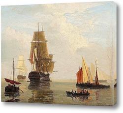 Картина Коеккоека Баренда