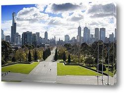 Постер Melbourne007