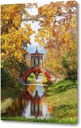 Постер Крестовый мост, Пушкин