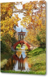 Крестовый мост, Пушкин