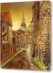 Постер Старый Таллин