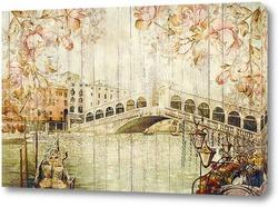Постер Старинная Венеция