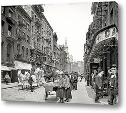 Москва, старинная фотография