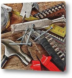 Постер Different tools