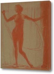 Картина Обнажённая женщина