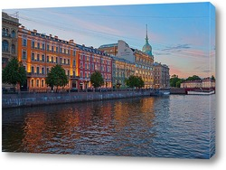 Постер Санкт-Петербург.