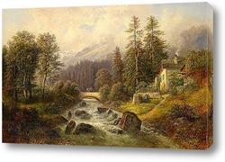 Сцена из Вейер, Верхняя Австрия