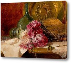 Букет из роз, 1879
