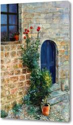 Картина Южный дворик