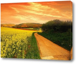 Дорога в весну