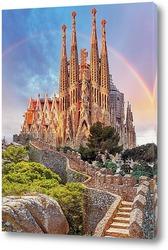 Постер Сказочный Замок