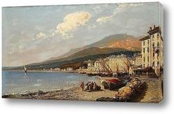 Амальфи залив Салерно