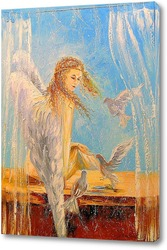 Постер Светлый ангел