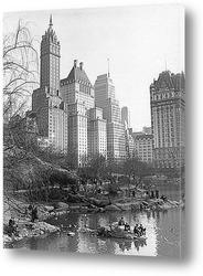 Главный Центральный вокзал Нью-Йорка,1919г.