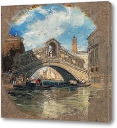 Постер Риальто, Венеция