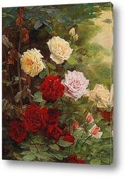Женщины с цветами
