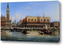 Венеция площадь Сан Джованни и Паоло
