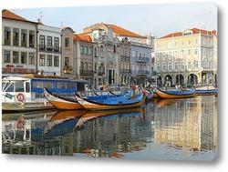 Постер Португальская Венеция