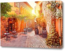 Уютное Кафе Испании