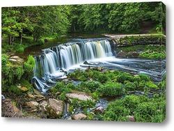 Постер Природный парк и водопад в Keila-Joa