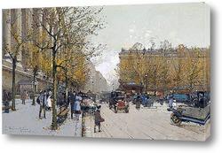 Париж.Ле-Аль